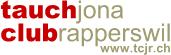 Tauchclub Jona Rapperswil Logo für Mobilgeräte