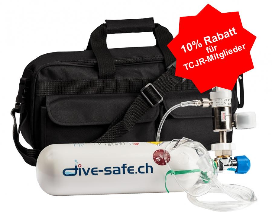 Notfall-Sauerstoff-Set